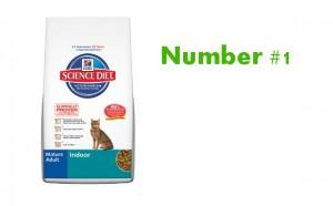 best cat food number 1