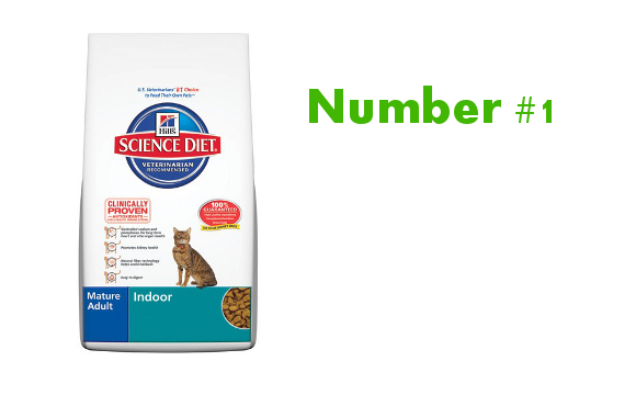 best cat food number 1